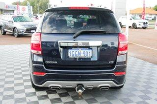 2016 Holden Captiva CG MY16 LTZ AWD Blue 6 Speed Sports Automatic Wagon.