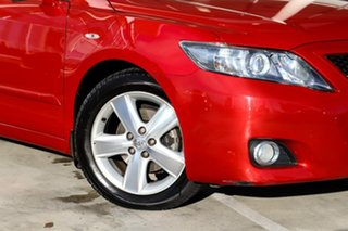 2011 Toyota Camry ACV40R Touring Red 5 Speed Automatic Sedan