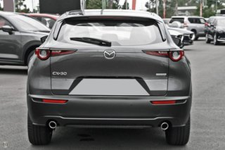 2021 Mazda CX-30 DM2WLA G25 SKYACTIV-Drive Astina Grey 6 Speed Sports Automatic Wagon.