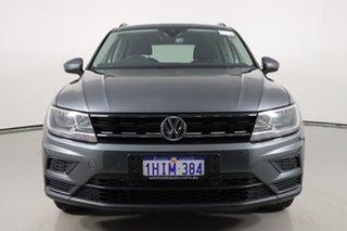 2020 Volkswagen Tiguan 5NA MY20 110 TSI Trendline Grey 6 Speed Auto Dual Clutch Wagon.