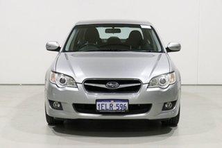 2007 Subaru Liberty MY07 2.5I Silver 5 Speed Manual Sedan.