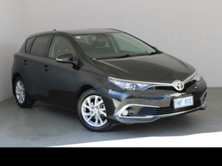 2016 Toyota Corolla ZRE182R MY15 Ascent Sport Ink 7 Speed CVT Auto Sequential Hatchback.
