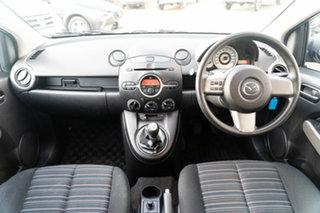 2009 Mazda 2 DE10Y1 Maxx Aluminium 5 Speed Manual Hatchback