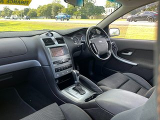 2007 Ford Falcon BF Mk II XR6 Black 6 Speed Sports Automatic Sedan