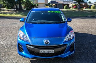 2013 Mazda 3 BL10F2 MY13 Neo Activematic Blue 5 Speed Sports Automatic Hatchback.