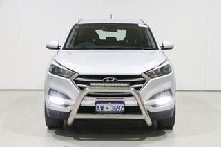 2018 Hyundai Tucson TL MY18 Active X (FWD) Silver 6 Speed Automatic Wagon.