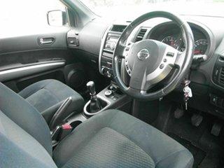 2011 Nissan X-Trail T31 MY11 TS (4x4) White 6 Speed Manual Wagon