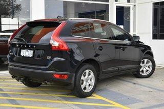 2011 Volvo XC60 DZ MY12 D5 Geartronic AWD Black 6 Speed Sports Automatic Wagon