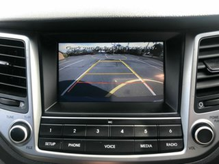 2017 Hyundai Tucson TL2 MY18 Active 2WD Blue 6 Speed Sports Automatic Wagon