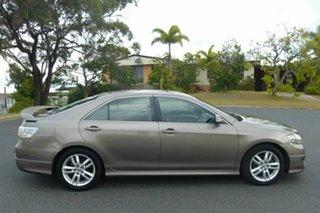 2010 Toyota Aurion GSV40R MY10 Sportivo SX6 Grey 6 Speed Sports Automatic Sedan.
