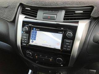 2017 Nissan Navara D23 S2 ST Blue 6 Speed Manual Utility