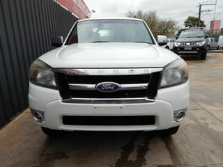 2011 Ford Ranger PK XLT Super Cab White 5 Speed Automatic Utility.