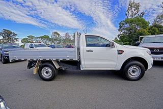 2020 Ford Ranger PX MkIII 2020.75MY XL Arctic White 6 Speed Sports Automatic Single Cab Chassis