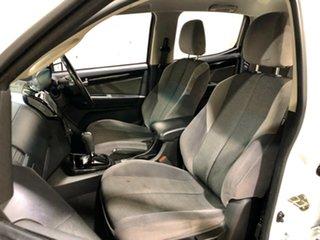 2016 Holden Colorado RG MY16 LTZ Crew Cab White 6 Speed Sports Automatic Utility