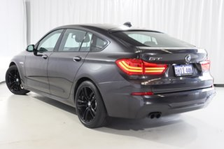 2015 BMW 5 Series F07 LCI 520d Gran Turismo Steptronic M Sport Grey 8 Speed Sports Automatic.