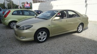 2003 Toyota Camry ACV36R Sportivo Gold 4 Speed Automatic Sedan.