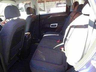 2012 Holden Captiva CG Series II 5 (FWD) Blue 6 Speed Manual Wagon