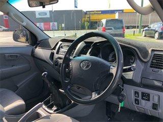 2009 Toyota Hilux KUN26R SR White 5 Speed Manual Utility