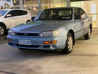 1995 Toyota Camry SDV10 CSi Blue 4 Speed Automatic Sedan.