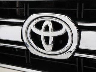 2017 Toyota Landcruiser VDJ76R GXL (4x4) White 5 Speed Manual Wagon
