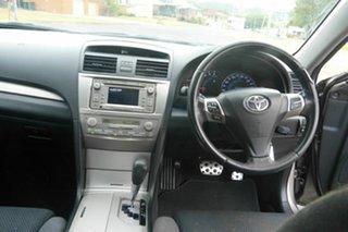 2010 Toyota Aurion GSV40R MY10 Sportivo SX6 Grey 6 Speed Sports Automatic Sedan