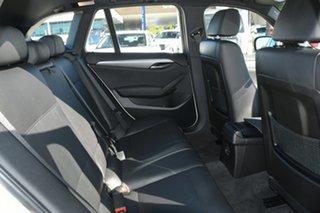 2010 BMW X1 E84 sDrive20d Steptronic White 6 Speed Sports Automatic Wagon