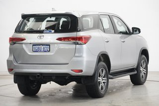 2016 Toyota Fortuner GUN156R GX Sky Silver 6 Speed Automatic Wagon