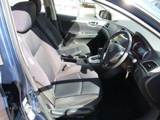 2013 Nissan Pulsar B17 ST-L Blue Continuous Variable Sedan