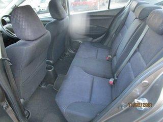 2010 Honda City GM VTi Grey 5 Speed Automatic Sedan