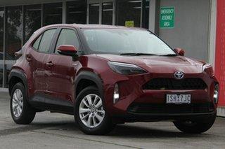 Yaris Cross Hybrid GX 1.5L Auto CVT Hatch.