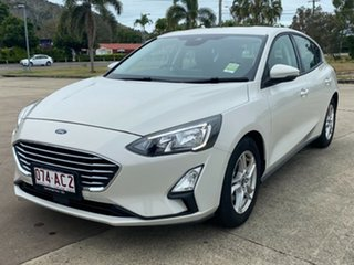 2019 Ford Focus SA 2019.75MY Trend Metropolis White 8 Speed Automatic Hatchback.