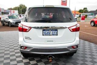 2017 Isuzu MU-X MY17 LS-M Rev-Tronic White 6 Speed Sports Automatic Wagon.