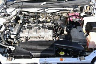 2003 Mazda 323 BJ II-J48 Protege Shades Silver 5 Speed Manual Sedan