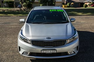 2017 Kia Cerato YD MY18 Sport Silky Silver 6 Speed Sports Automatic Hatchback.
