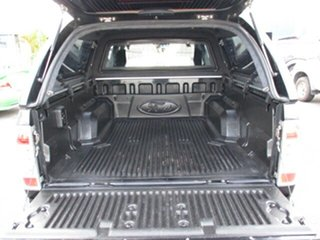 2009 Ford Ranger WILDTRACK Black 5 Speed Manual Double Cab