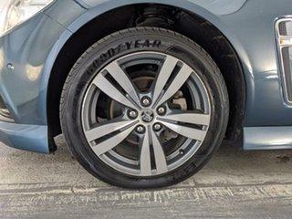 2013 Holden Commodore VF MY14 SV6 Grey 6 Speed Sports Automatic Sedan