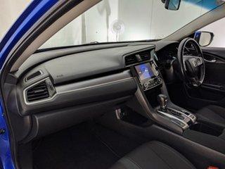 2016 Honda Civic 10th Gen MY16 VTi-S Blue 1 Speed Constant Variable Sedan