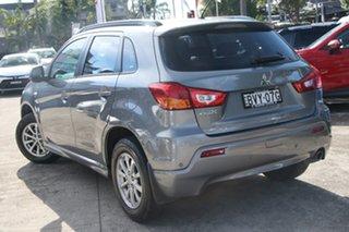 2011 Mitsubishi ASX XA MY12 (2WD) Continuous Variable Wagon.