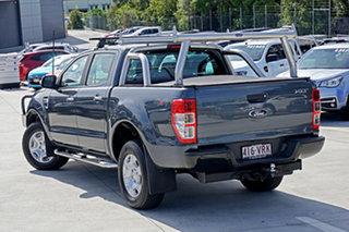 2015 Ford Ranger PX XLT Double Cab Metropolitan Grey 6 Speed Manual Utility.
