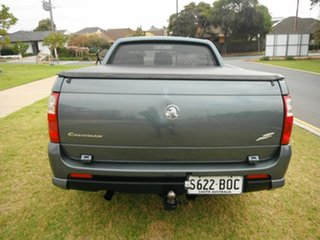 2005 Holden Crewman VZ S Blue 6 Speed Manual Crew Cab Utility