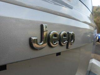 2008 Jeep Patriot MK MY2007 Sport Metallic Silver 5 Speed Manual Wagon