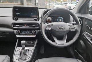 2020 Hyundai Kona Os.v4 MY21 Highlander 2WD Phantom Black 8 Speed Constant Variable Wagon