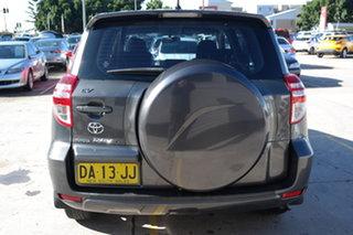 2009 Toyota RAV4 ACA33R MY09 CV Grey 5 Speed Manual Wagon