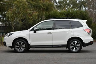 2017 Subaru Forester S4 MY18 2.5i-L CVT AWD White 6 Speed Constant Variable Wagon