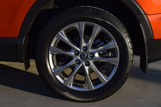 2015 Toyota RAV4 ASA44R Cruiser AWD Inferno Orange 6 Speed Sports Automatic Wagon