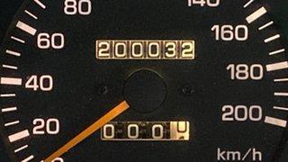 1997 Toyota Landcruiser Prado VZJ95R RV6 Black 4 Speed Automatic Wagon