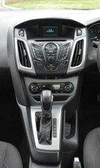 2014 Ford Focus LW MkII Trend PwrShift White 6 Speed Sports Automatic Dual Clutch Sedan