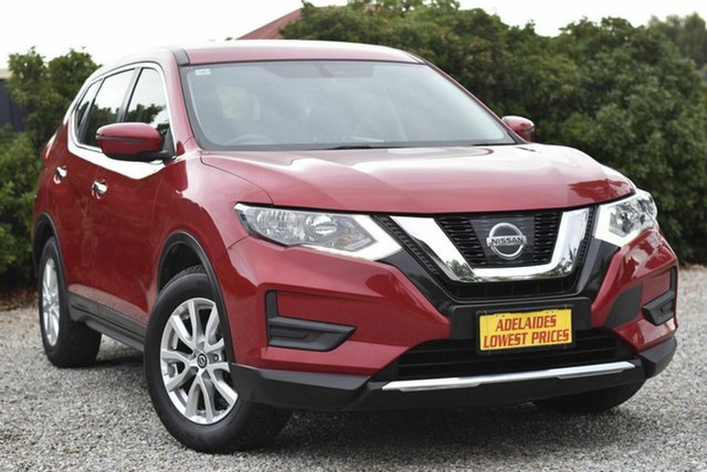 Used Nissan X-Trail T32 Series II ST X-tronic 4WD Morphett Vale, 2017 Nissan X-Trail T32 Series II ST X-tronic 4WD Red 7 Speed Constant Variable Wagon