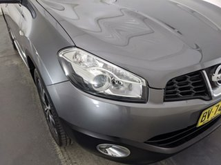 2013 Nissan Dualis J10W Series 4 MY13 Ti-L Hatch X-tronic 2WD Grey 6 Speed Constant Variable.