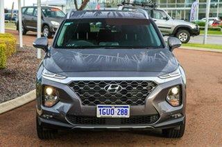 2019 Hyundai Santa Fe TM MY19 Elite Grey 8 Speed Sports Automatic Wagon